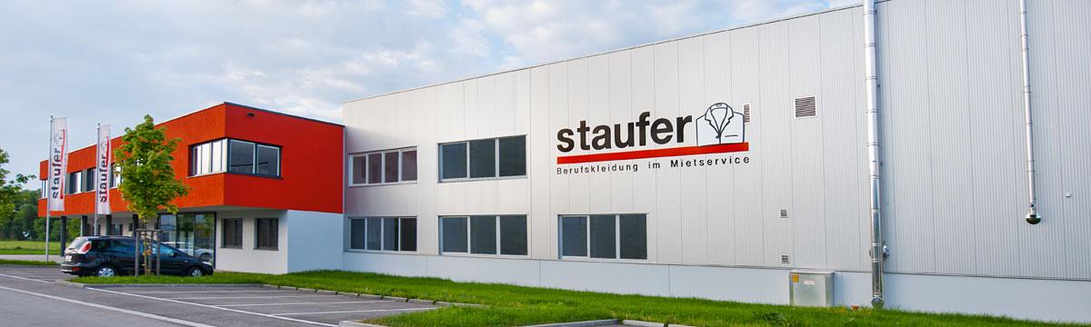 Firmengebäude Staufer Textil © DBL Staufer
