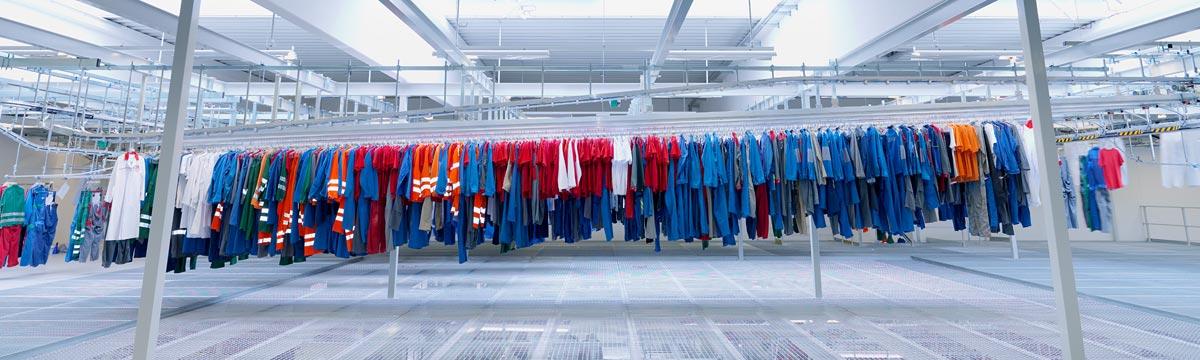 Wäscheständer Staufer Textil © DBL Staufer