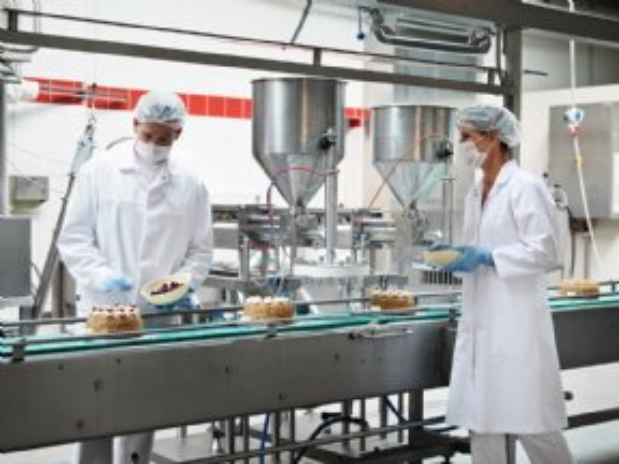 Berufskleidung für die Lebensmittelverarbeitung