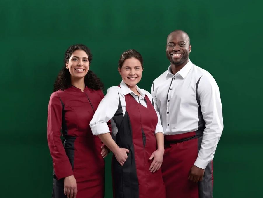 Berufskleidung für Gastronomie & Verkauf