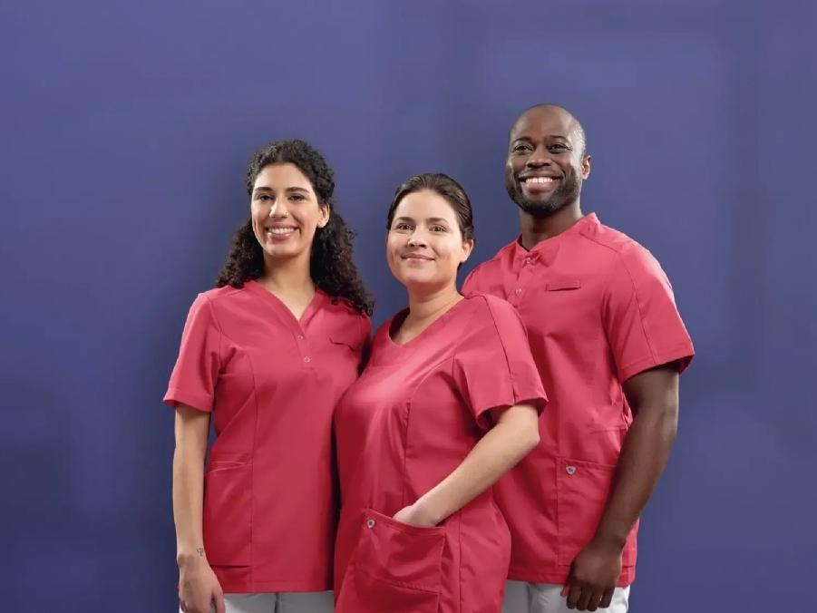 Berufskleidung für den Gesundheits- und Pflegebereich