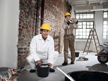 Berufskleidung für Maurer- und Betonbauer