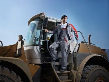 Berufskleidung für die Kfz-Industrie