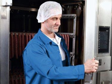 Berufskleidung für die Nahrungs-/Genussmittelindustrie