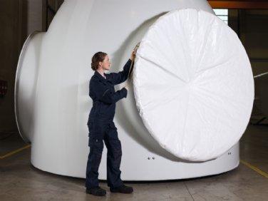 Berufskleidung für die Umwelttechnologie