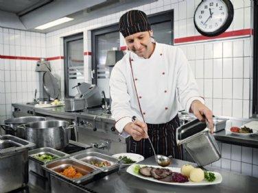 Berufskleidung für die Küche