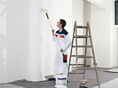 Imagekleidung Maler