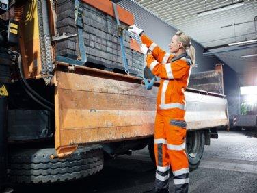 Arbeitskleidung für Kommunale Dienste