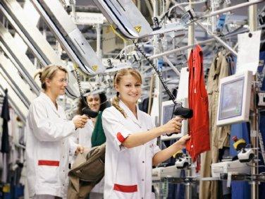 Textil-Mietservice - Wie funktioniert das?