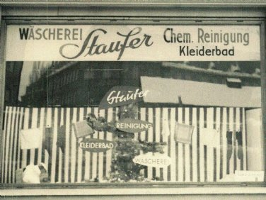 In den 50er Jahren wurde das Unternehmen am damaligen Standort München Schwabing weiter ausgebaut, die Chemischreinigung kam hinzu.