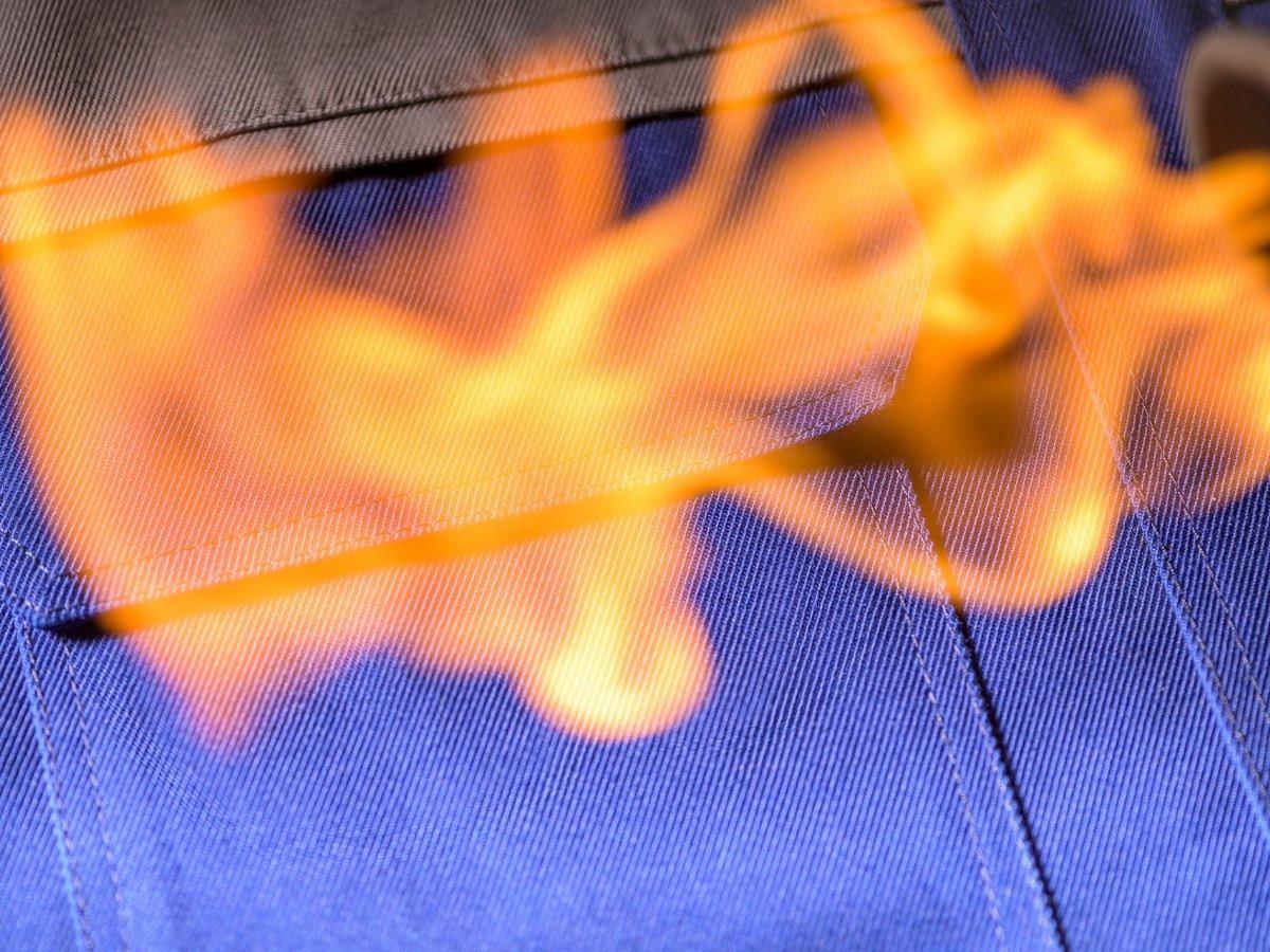EN 11612 Flammschutz