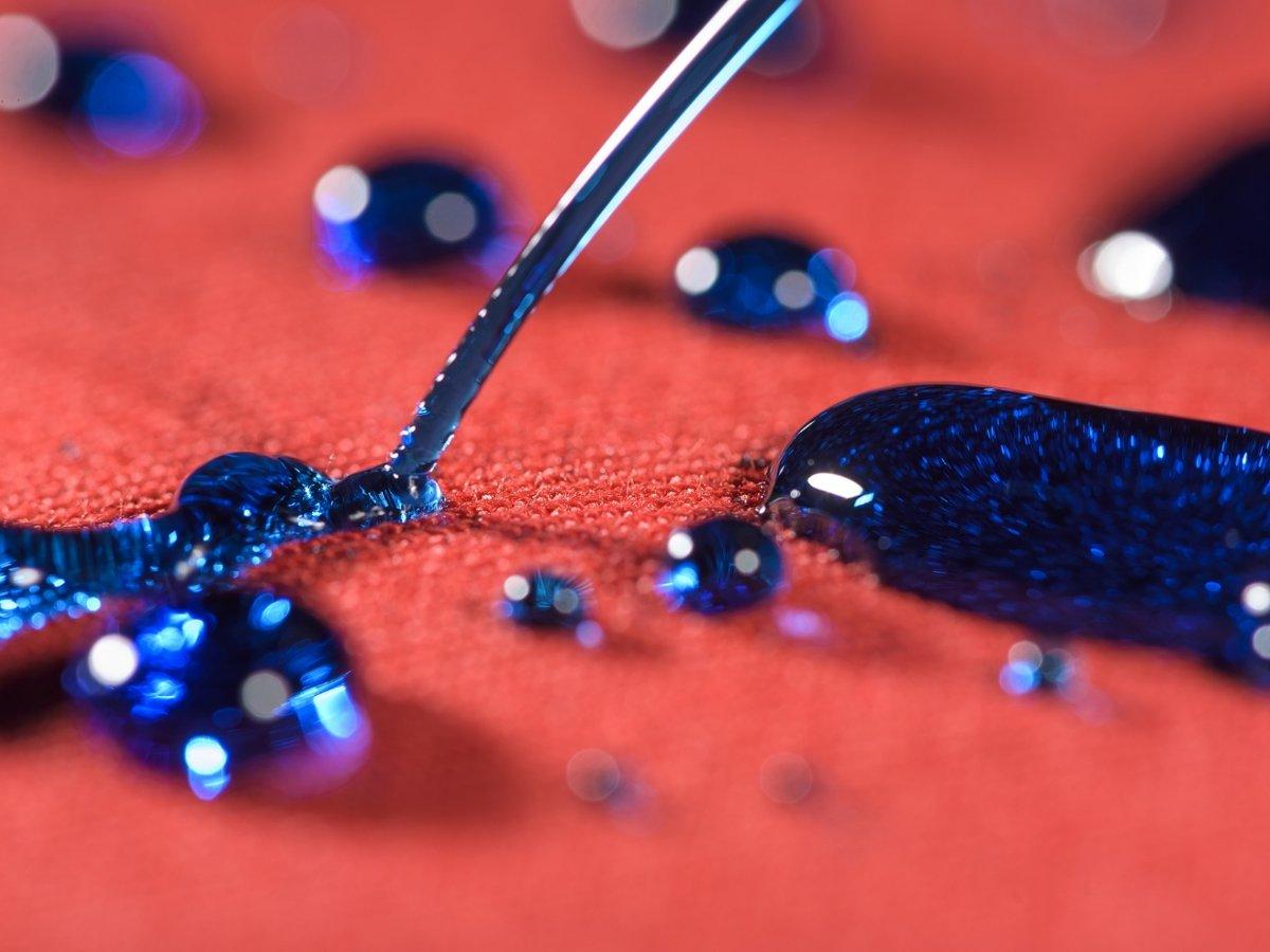 EN 13034, Typ 6 Chemikalienschutz