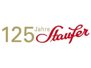 Firmenjubiläum: 125 Jahre Staufer - Qualität im Wandel der Zeit