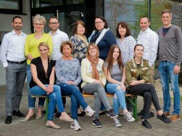 Unser Team in der Verwaltung (Kundenservice, Verkauf, Buchhaltung und Betrieb)